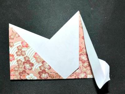 Maria Sinayskaya Как сделать модуль для оригами звезда