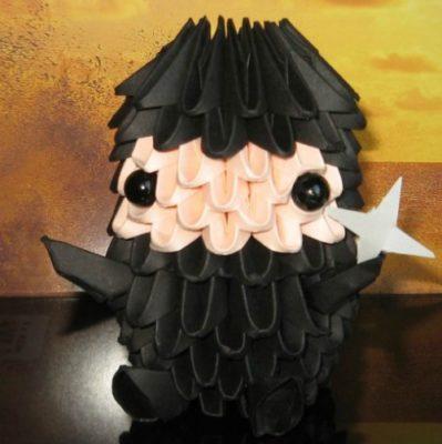 Origami 3D Origami Ninja