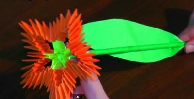 Оригами на 8 марта модульное оригами цветы