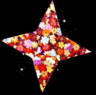 Четырехконечная звезда своими руками за схемой Jeremy Shafer