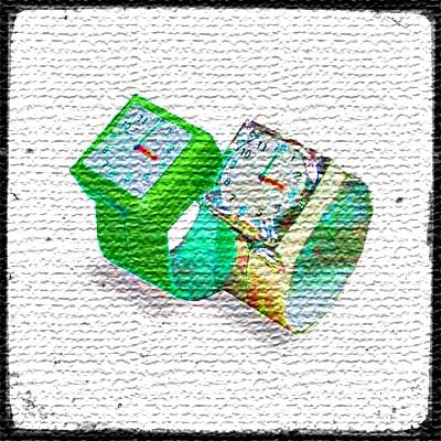 Оригами Часы мастер-класс