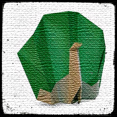 Оригами Павлин видео урок по сборке