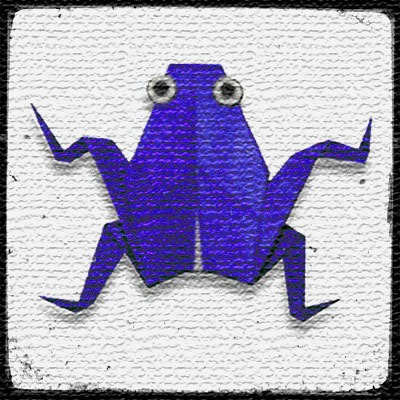 Оригами Жаба видео