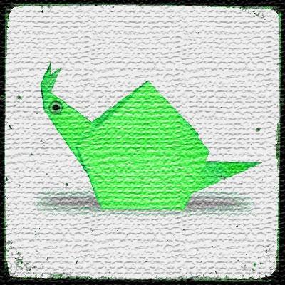 Оригами из бумаги Улитка видео урок