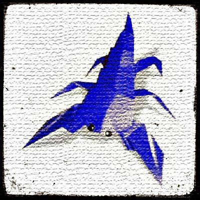 Оригами скорпион схема