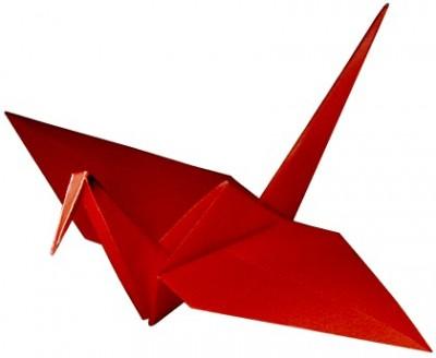 Как сделать оригами Аиста