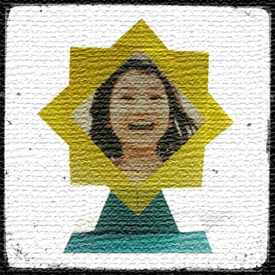 Оригами Рамка