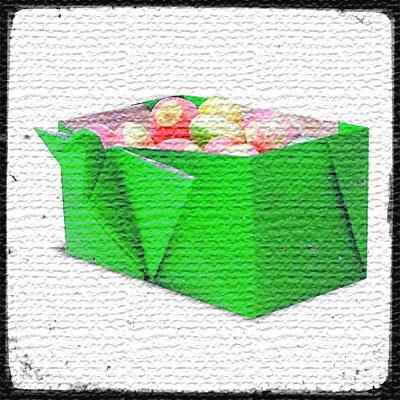 Оригами Шкатулка
