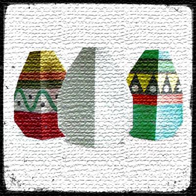 Оригами Яйцо