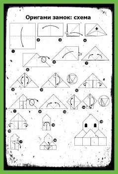 ОригамиЗамоксхема