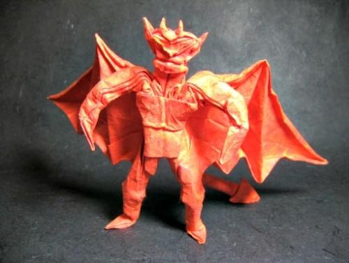Демон за схемой Фернандо Гельгадо (Fernando Gilgado)