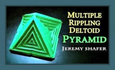 Гибкая пирамида-трансформер от Джереми Шейфера (Jeremy Shafer)