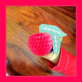 Как сделать оригами Яблоко
