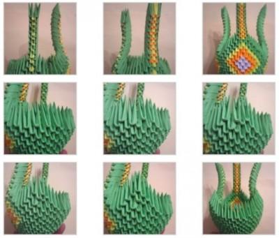 ОригамиДракон схема5