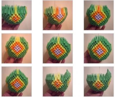 ЗмейГоринычоригамисхема 3